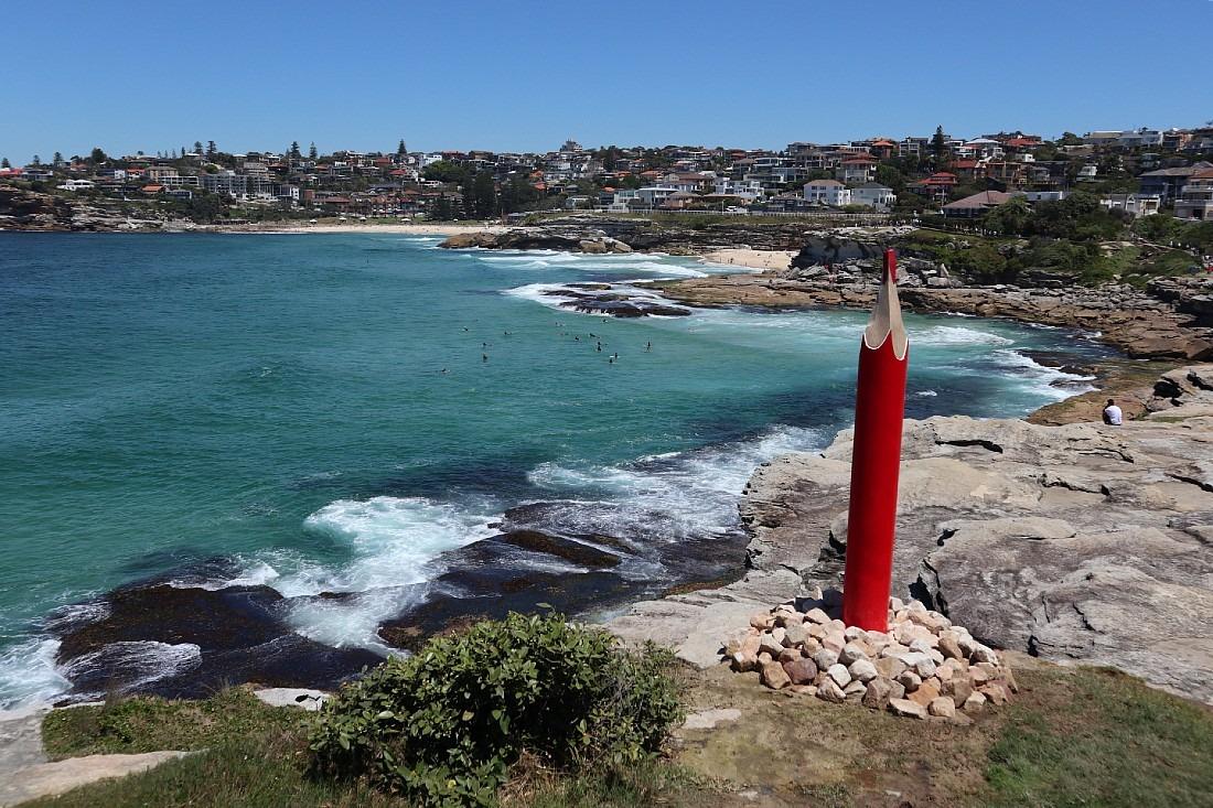 Bondi to Coogee Coastal walk in Sydney