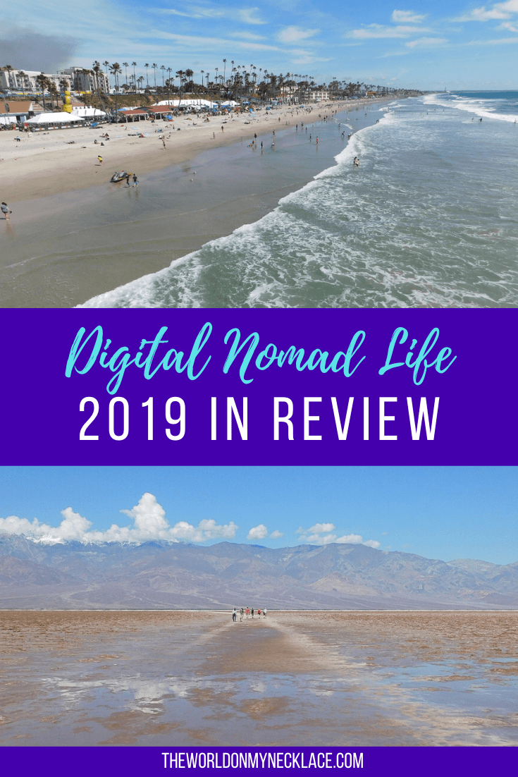Digital Nomad Life: 2019 in Review