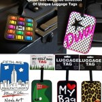 Fifth Ave Luggage Tags