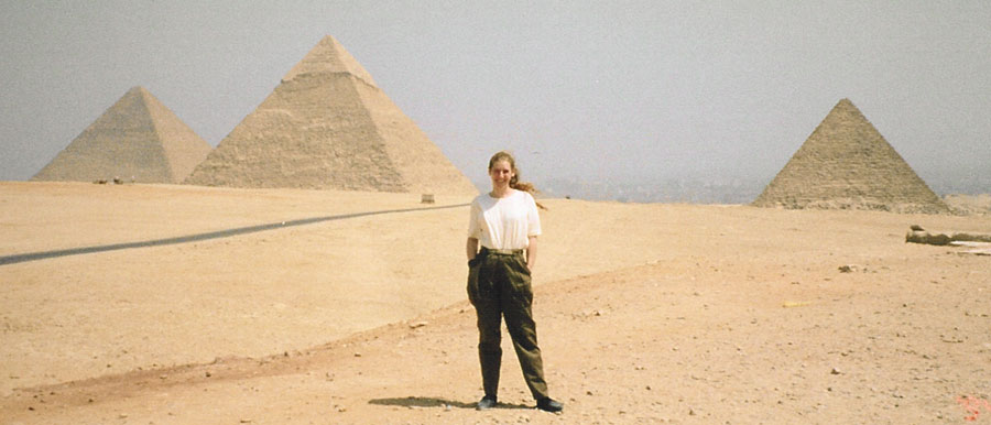 Egypt, Africa, Pyramids, Giza