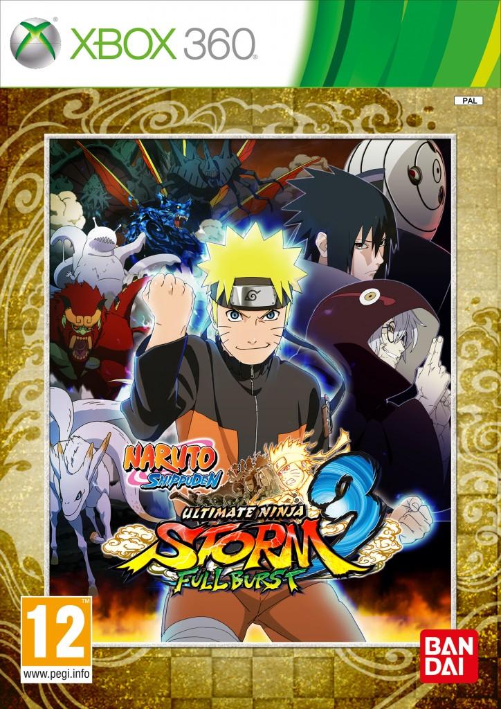 Resea Naruto Shippuden Ultimate Ninja Storm 3 Full