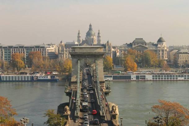 Vistas Castillo Buda - Budapest