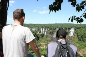 wildlife watching in Iguazu, wildside, world wild web