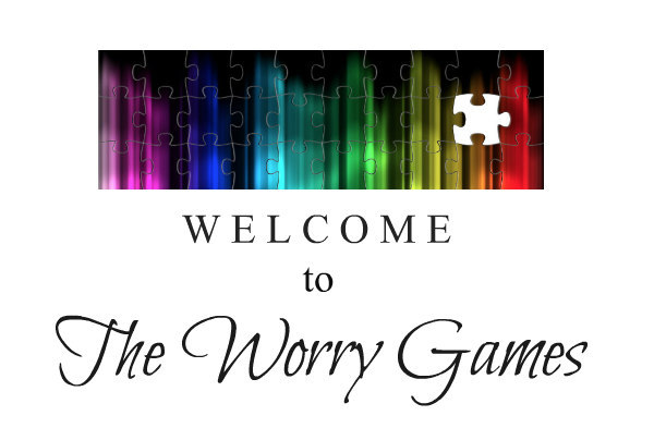 The Worry Games Anxiety Blog