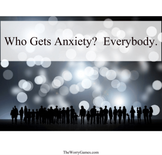 Who Gets Anxiety
