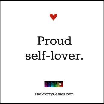 Proud Self Lover