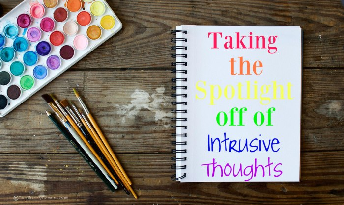 Intrusive Thoughts Anxiety Recovery