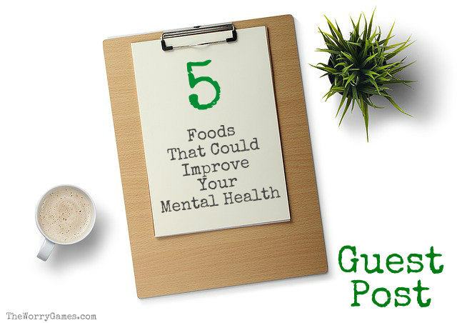 5 Foods That Could Improve Mental Health