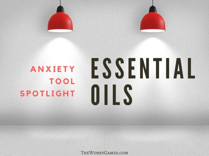 Anxiety Tool Spotlight: Essential Oils