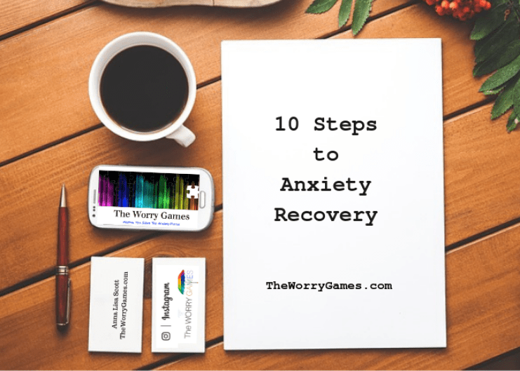 Anxiety Recovery Steps