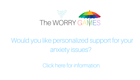 Anxiety Worry Blog
