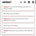 Verizon's Offer I Must Refuse