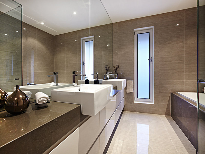 25 Modern Luxury Bathroom Designs