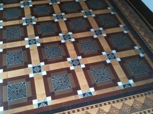 English tiles
