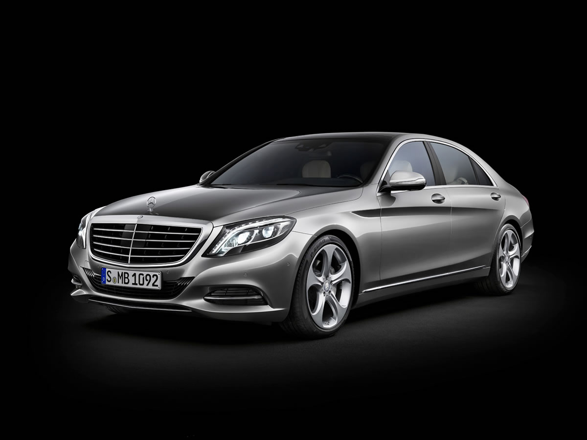 04. 2014 Mercedes-Benz S-Class