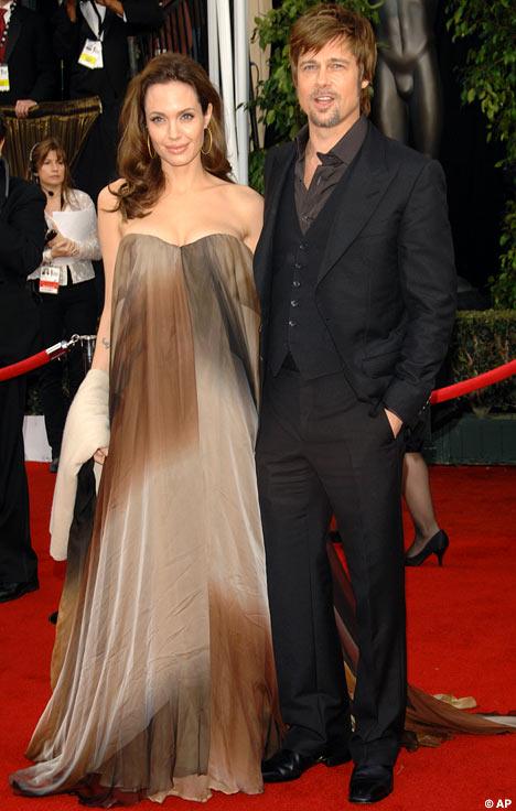 Radiant Angelina Jolie