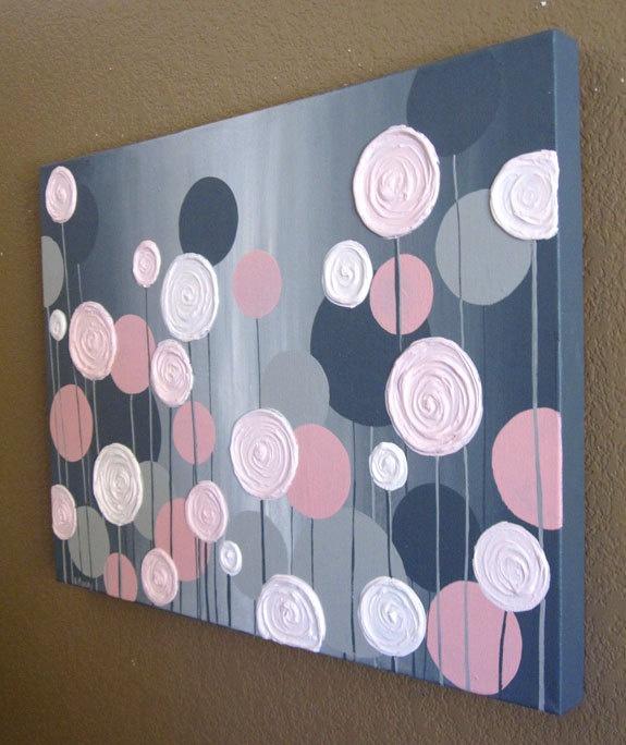 25 Creative and Easy DIY Canvas Wall Art Ideas - The WoW Style on Creative Wall Art Ideas  id=50729
