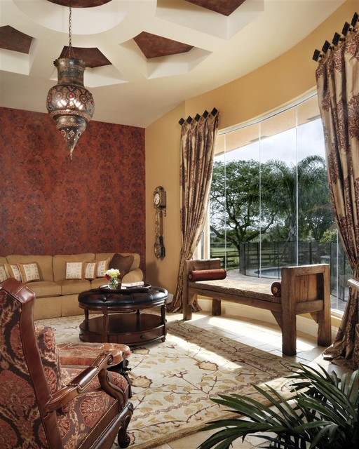 25 Modern Moroccan Style Living Room Design Ideas - The ... on Living Room Style Ideas  id=87335