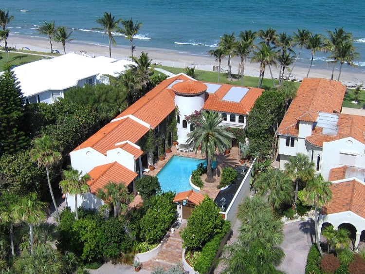 8.Blossom Estate, Palm Beach, Fla.