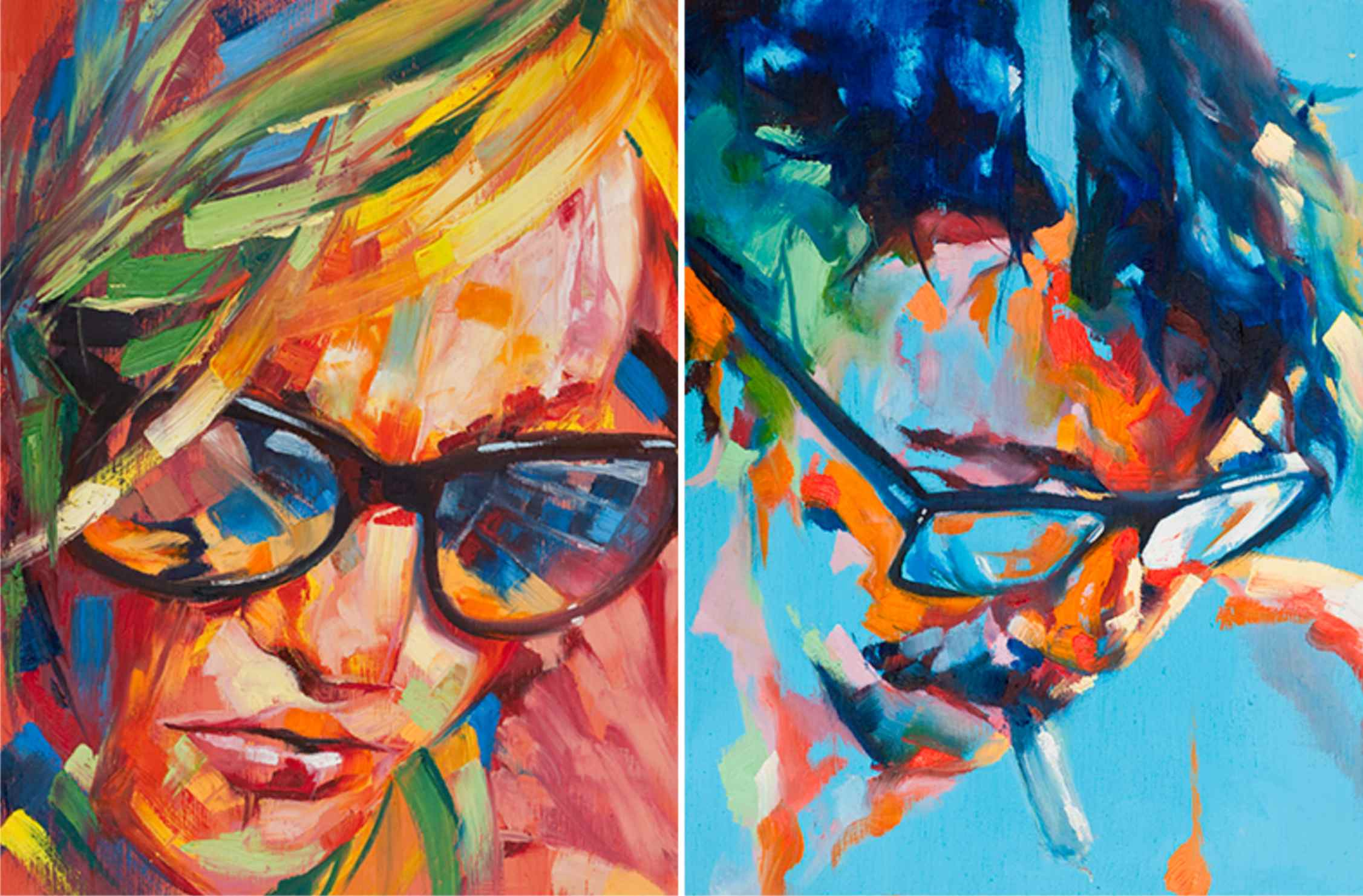 50 Beautiful Painting Art To Get Inspire The Wow Style