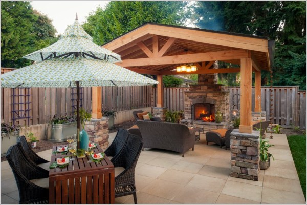 outdoor living space ideas for patios 35 Outdoor Living Space For Your Home