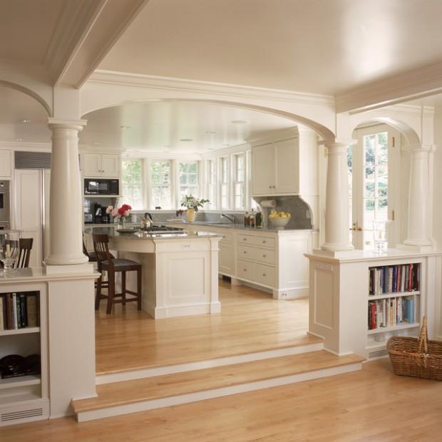 Open Living Room And Dining Room Decorating Ideas Novocom Top
