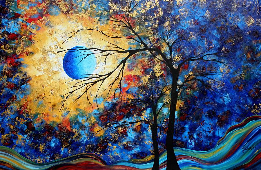 40 Abstract Art Design Ideas - The WoW Style on Modern Painting Ideas  id=45635