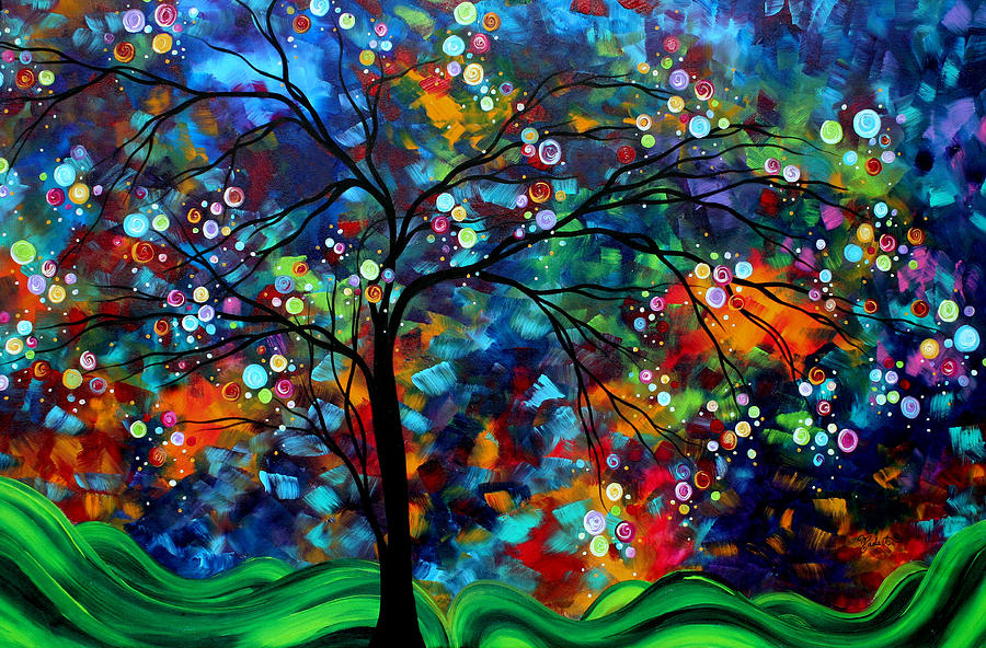 40 Abstract Art Design Ideas - The WoW Style on Modern Painting Ideas  id=72201