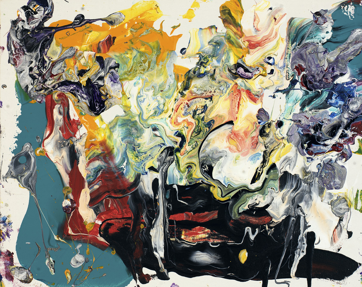 40 Abstract Art Design Ideas - The WoW Style on Modern Painting Ideas  id=78549