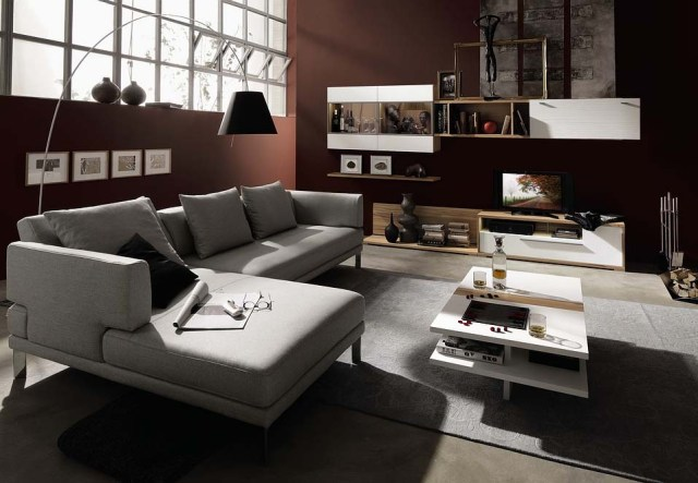 35 Contemporary Living Room Design - The WoW Style