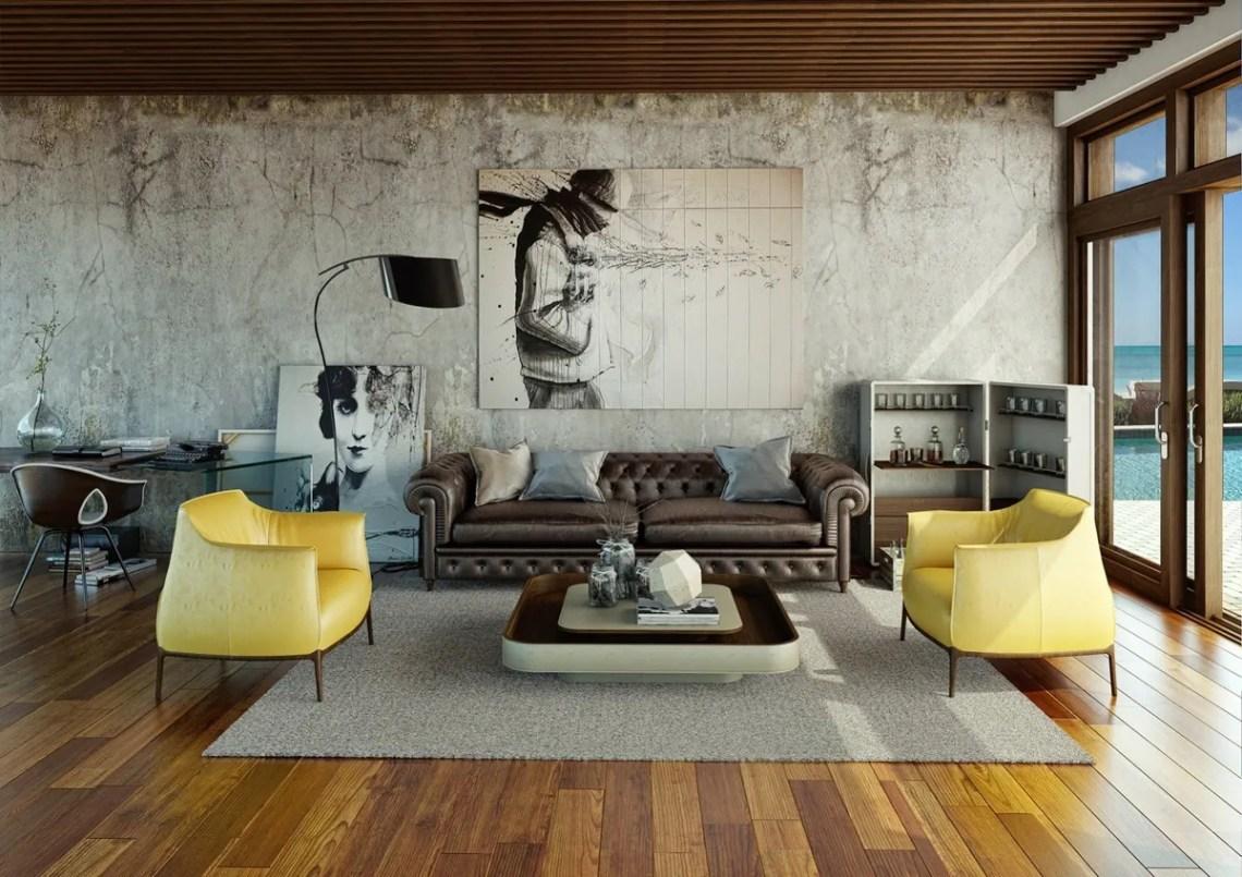 35 Urban Interior Design Ideas - The WoW Style