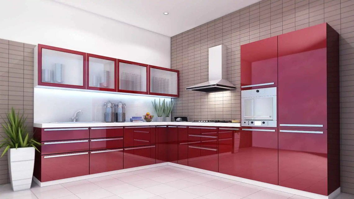 30 Awesome Modular Kitchen Designs - The WoW Style