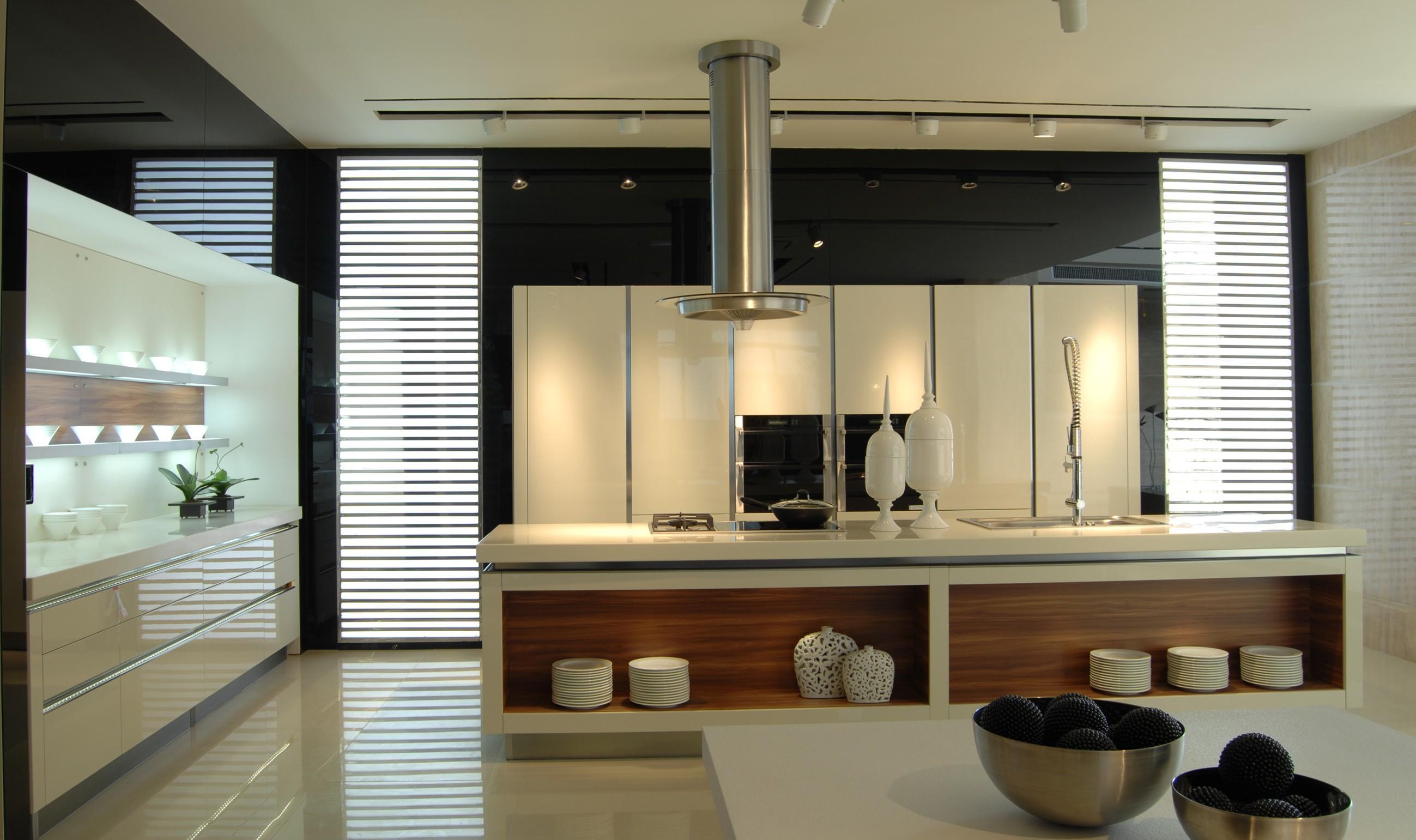 30 Awesome Modular Kitchen Designs