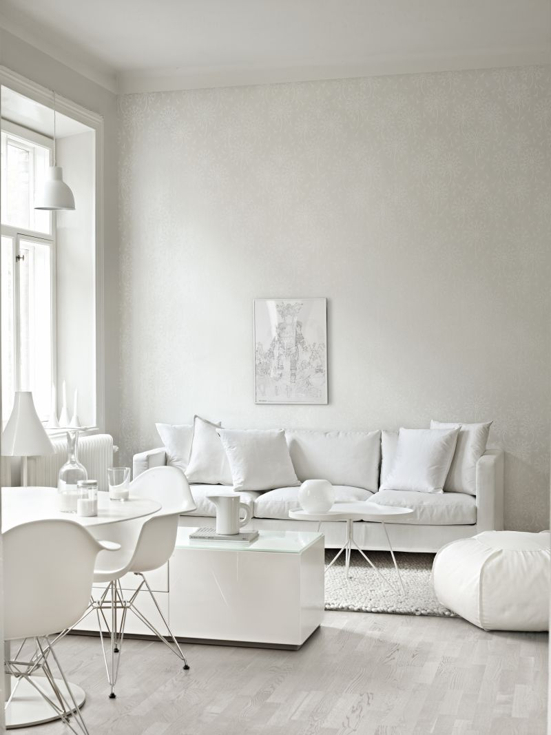 30 White Living Room Ideas - The WoW Style on Pictures Room Decor  id=46517