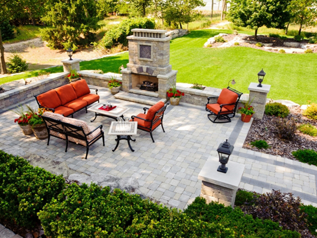 35 Outdoor Living Space For Your Home - The WoW Style on Garden Living Space id=64590