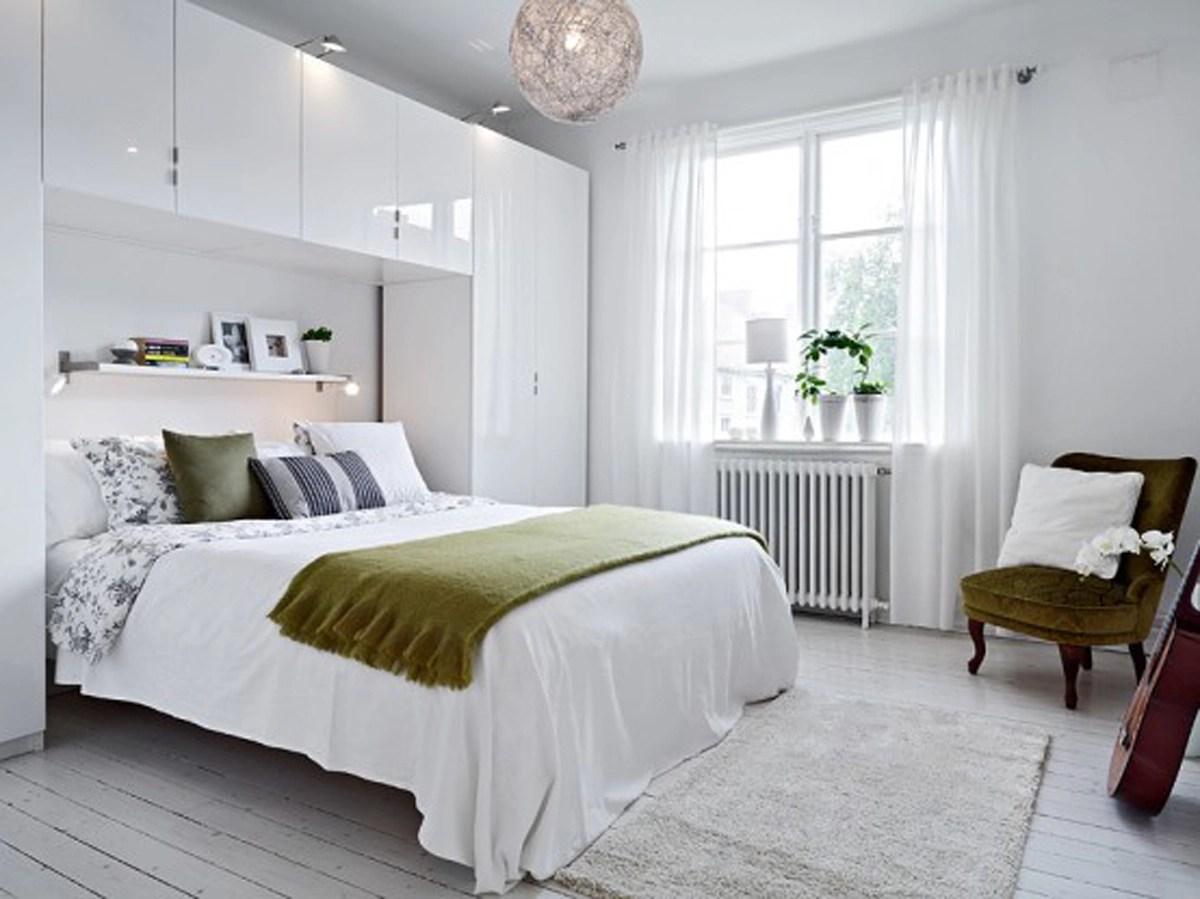 Decorating themes include island getaway, parisian, casual, and more. 30 White Bedroom Ideas For Your Home – The WoW Style