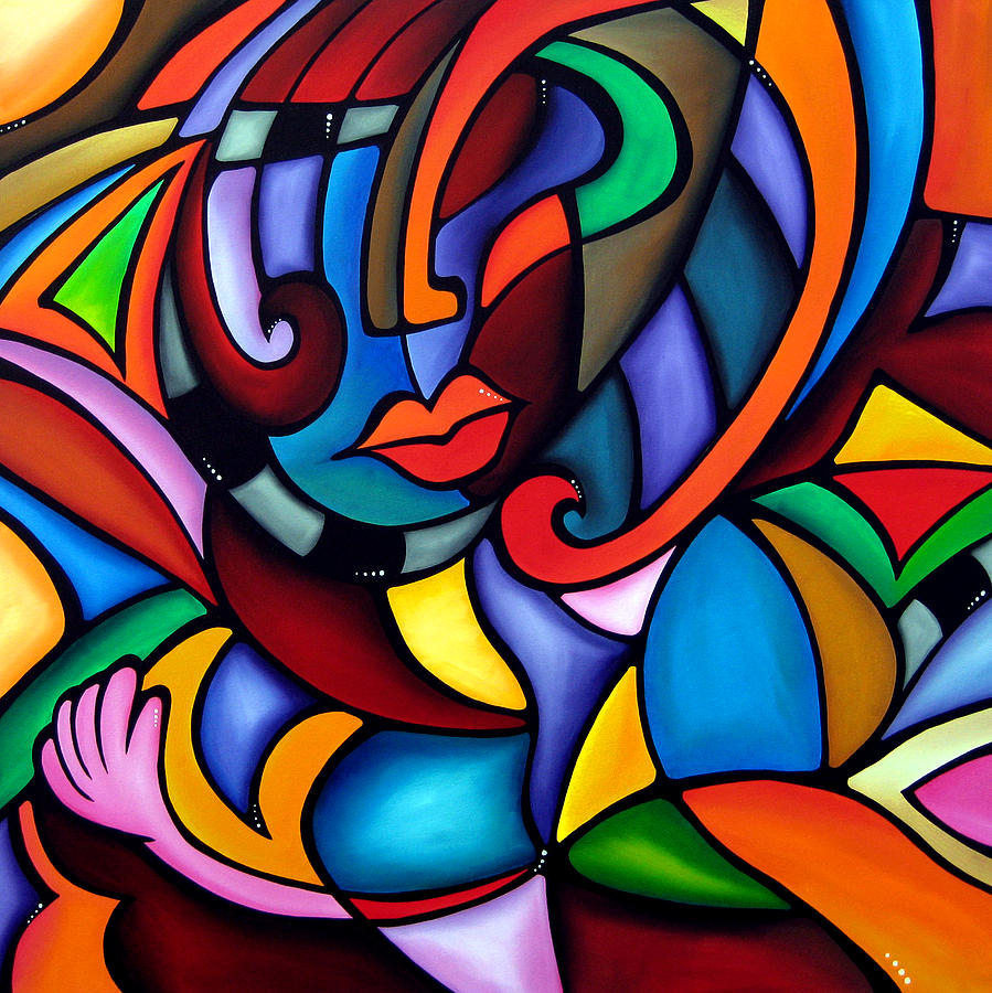 40 Abstract Art Design Ideas - The WoW Style on Modern Painting Ideas  id=86305