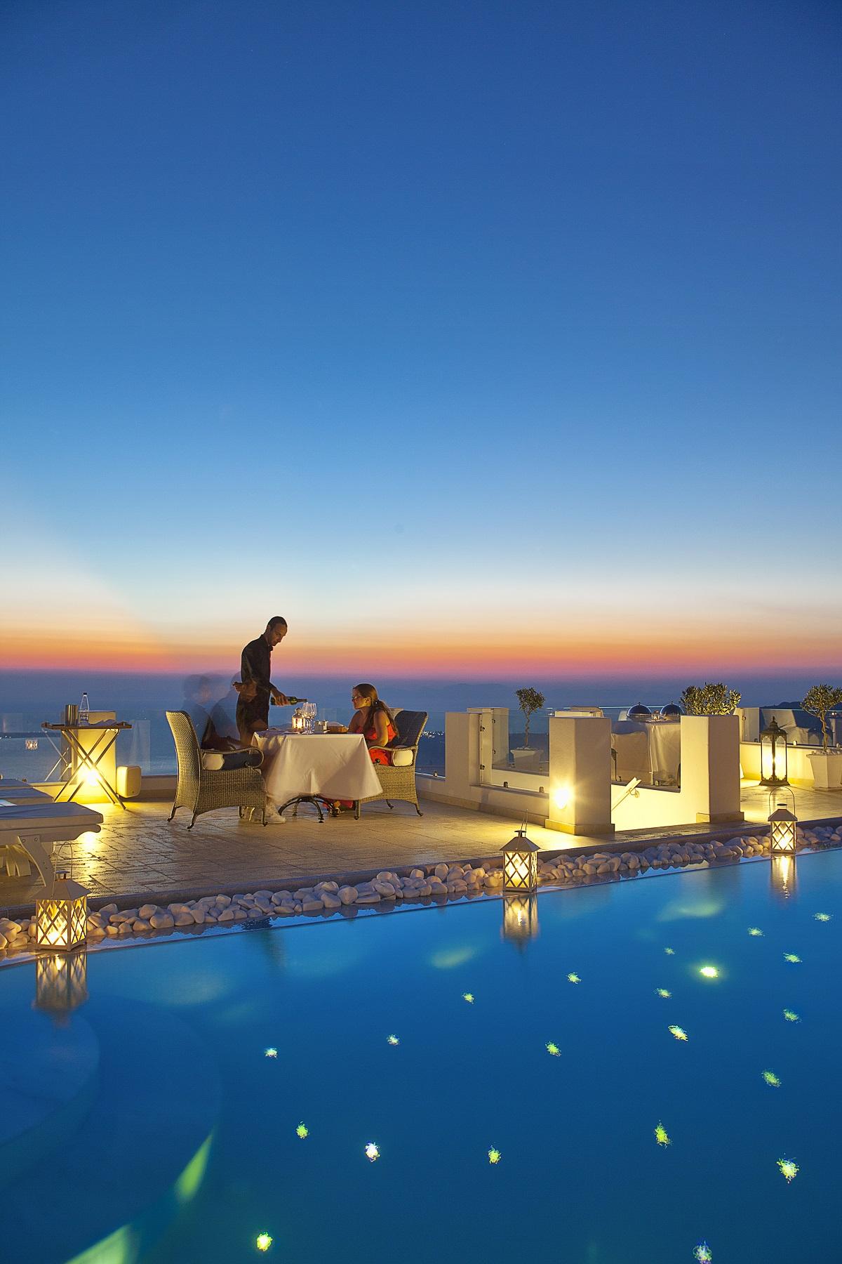Above Blue Suites - Santorini, Greece