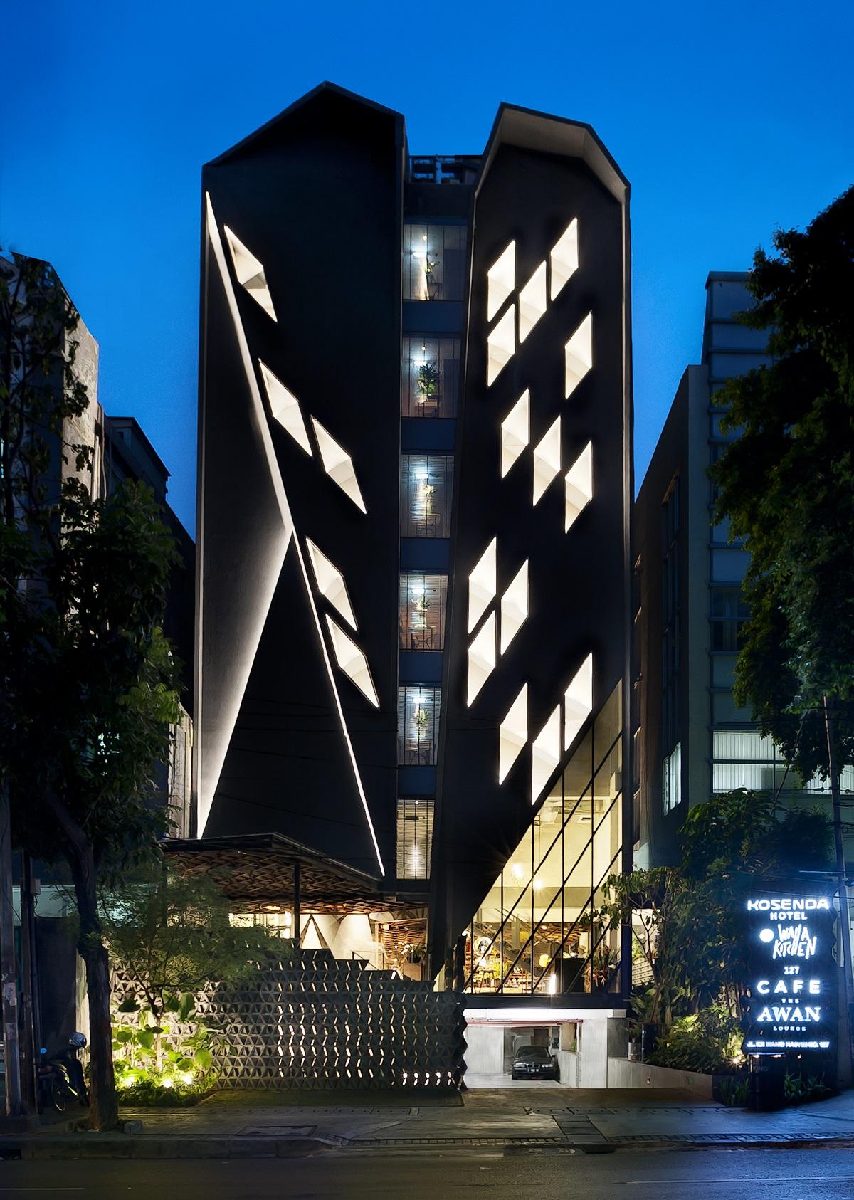 Hotel Kosenda - Jakarta, Indonesia