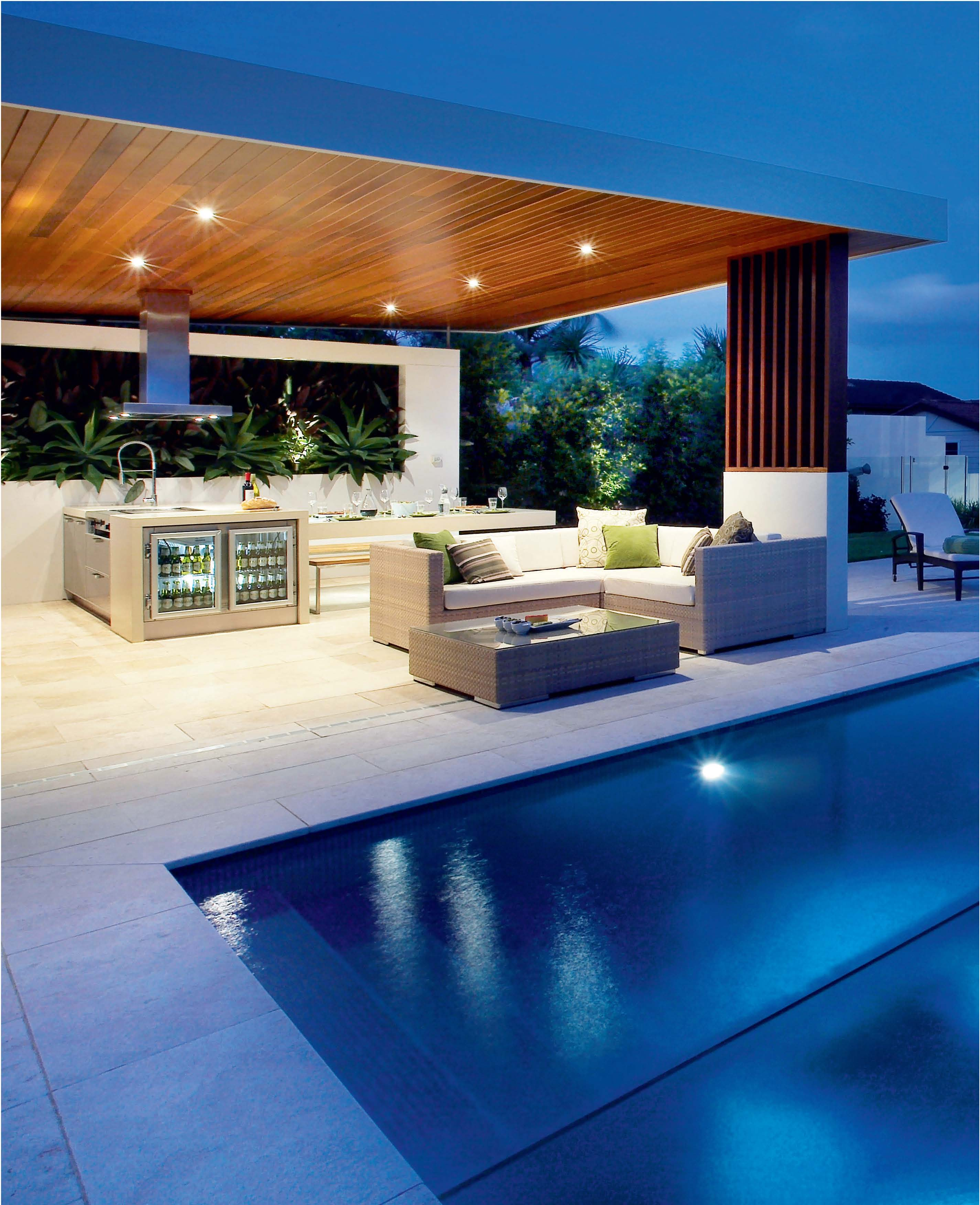 35 Outdoor Design For Your Home - The WoW Style on Outdoor Living Spa id=82970