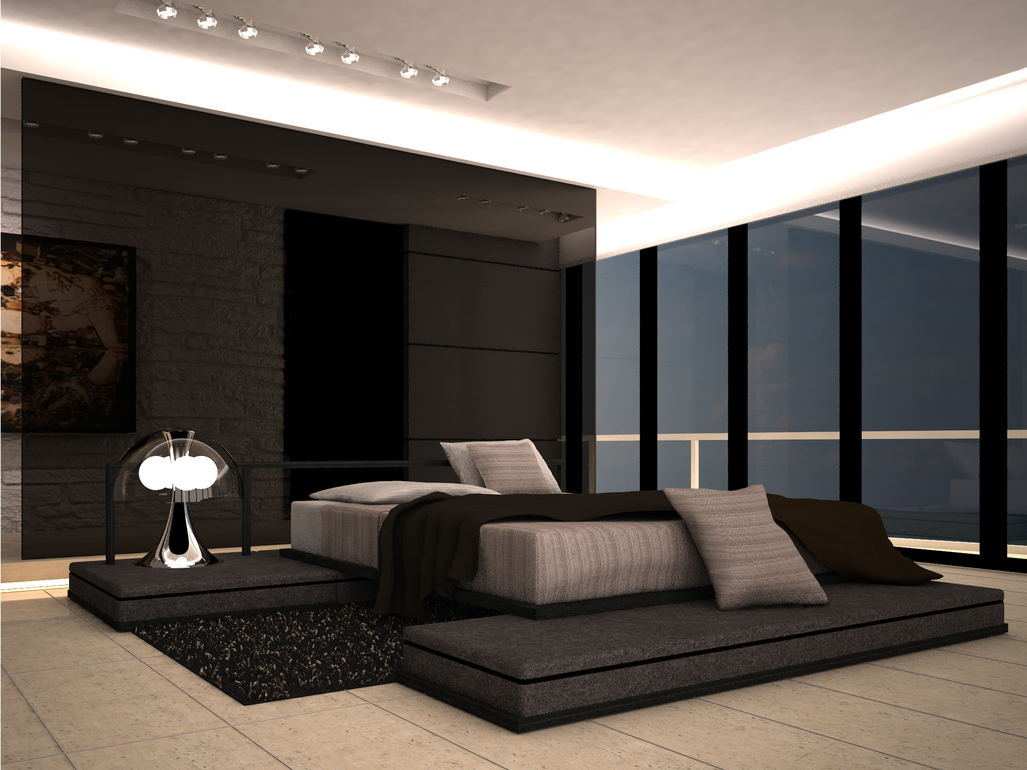 45 Master Bedroom Ideas For Your Home - The WoW Style on Master Bedroom Curtains  id=60972