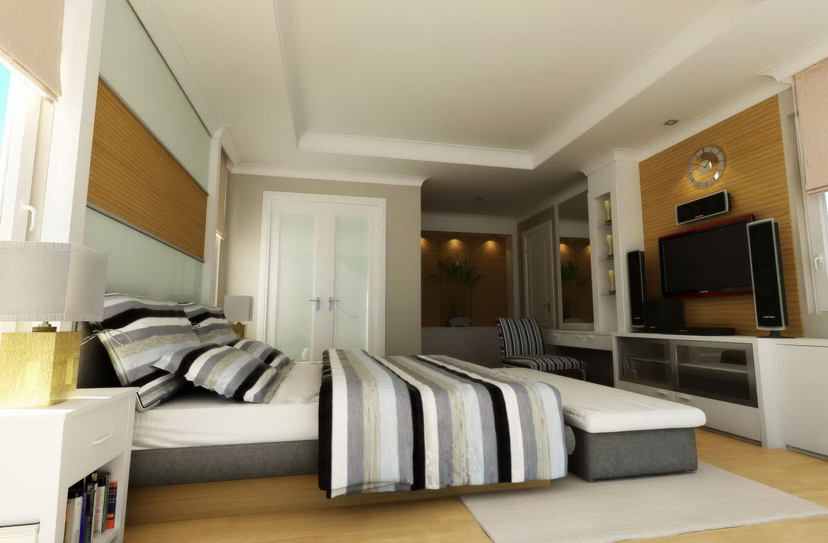 45 Master Bedroom Ideas For Your Home - The WoW Style on Master Bedroom Design Ideas  id=28983