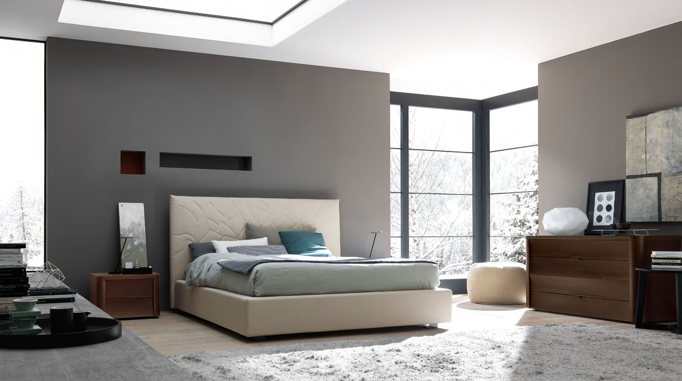 40 Modern Bedroom For Your Home - The WoW Style on Room Decore  id=84475
