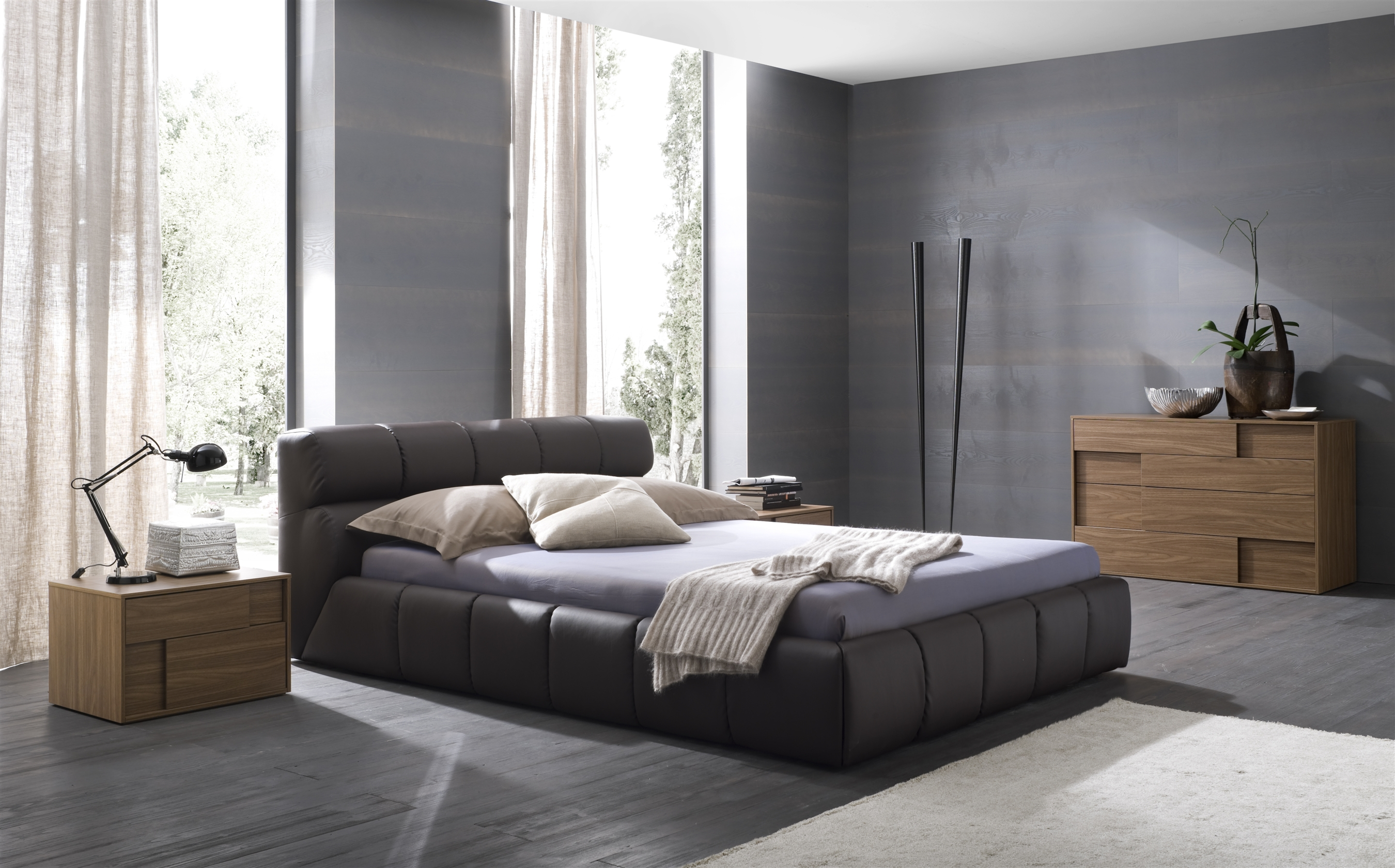40 Modern Bedroom For Your Home - The WoW Style on Bedroom Ideas For Men Small Room  id=74422