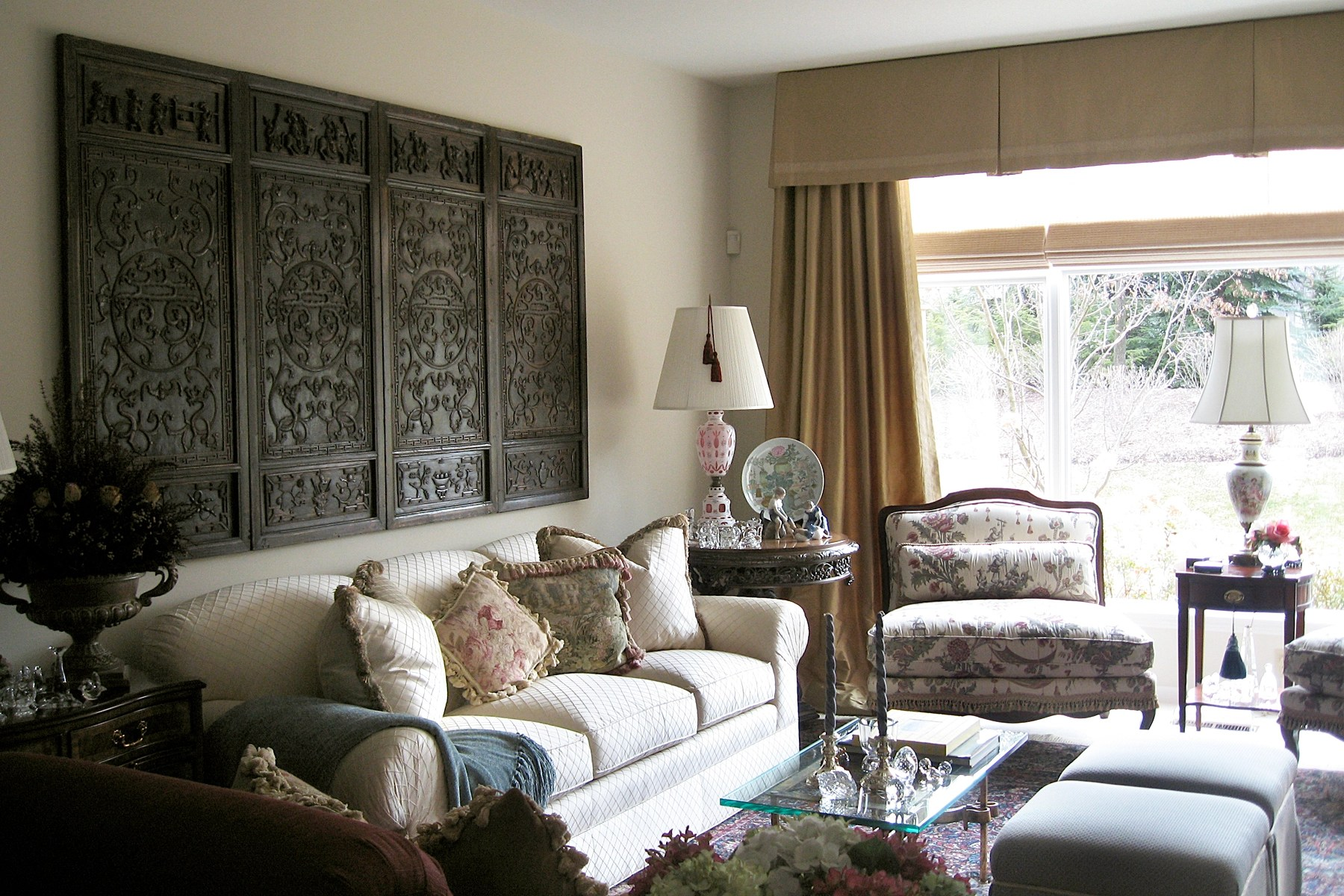 33 Traditional Living Room Design - The WoW Style on Living Room Decor  id=18186