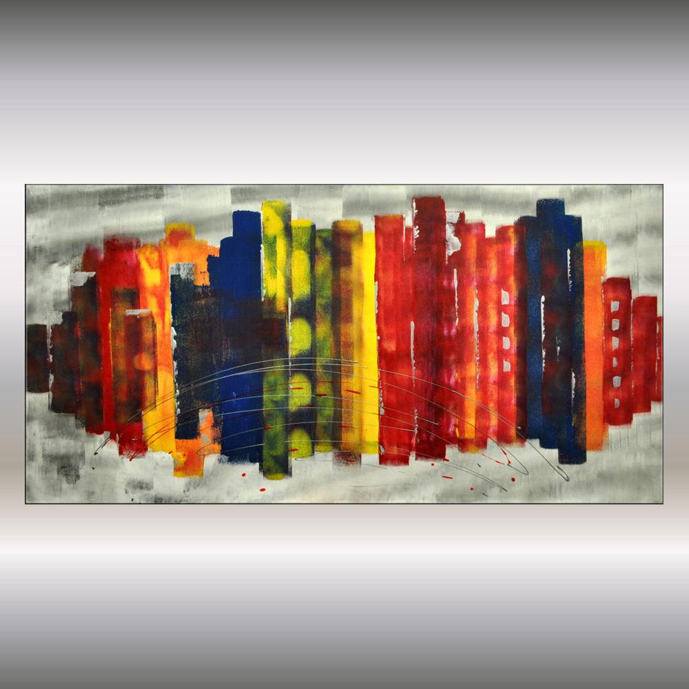 30 Creative and Easy DIY Canvas Wall Art Ideas - The WoW Style on Creative Wall Art Ideas  id=35932
