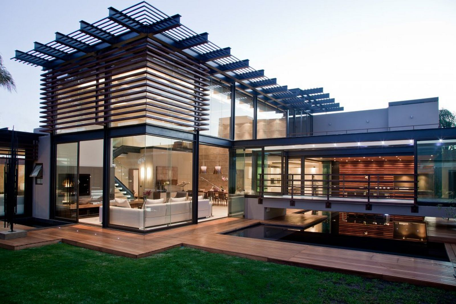 30 Contemporary Home Exterior Design Ideas - The WoW Style on Modern House Ideas  id=72183