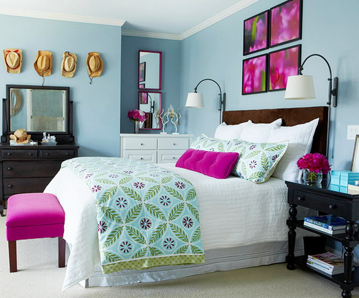 30 Best Decorating Ideas For Your Home on Room Decor For Girls  id=86827