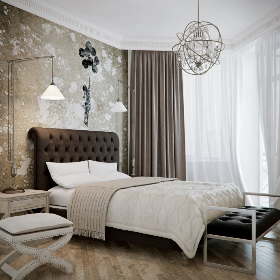 25 Beautiful Bedroom Decorating Ideas - The WoW Style on Bedroom Decoration Ideas  id=50449