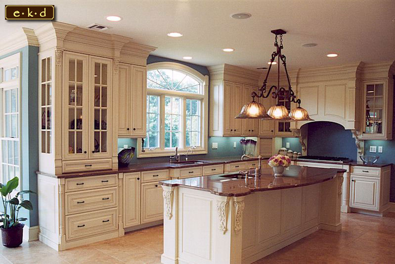 Kitchen Layout Ideas Island